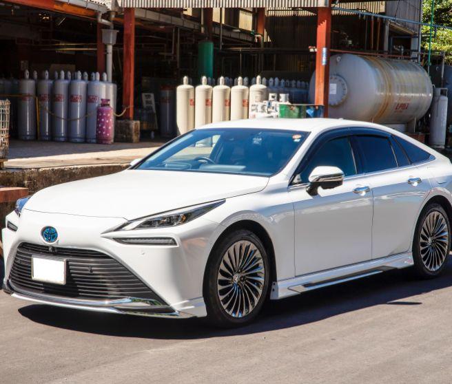 水素自動車燃料装置用容器再検査